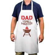 Monogramonline IN4328 Dad Grill Master Apron
