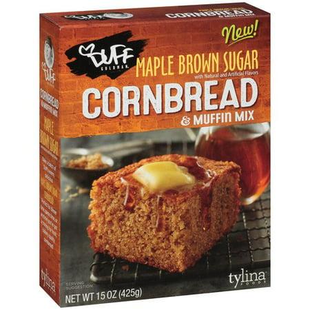 Duff Goldman Maple Brown Sugar Cornbread & Muffin Mix, 15 oz - Walmart ...