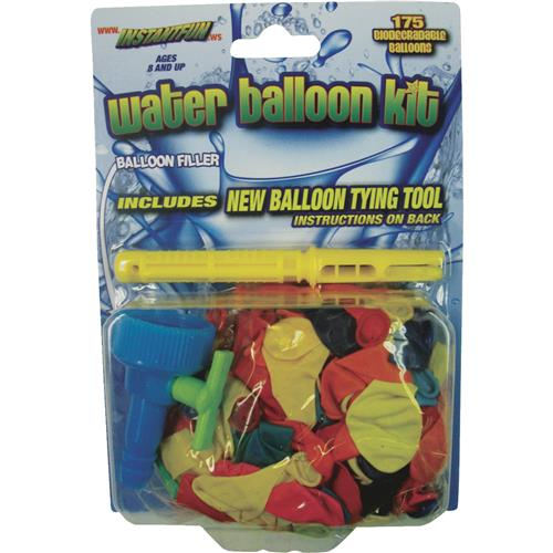 Stream Machine Water Launcher Balloons-WATER BALLOON REFILL KIT