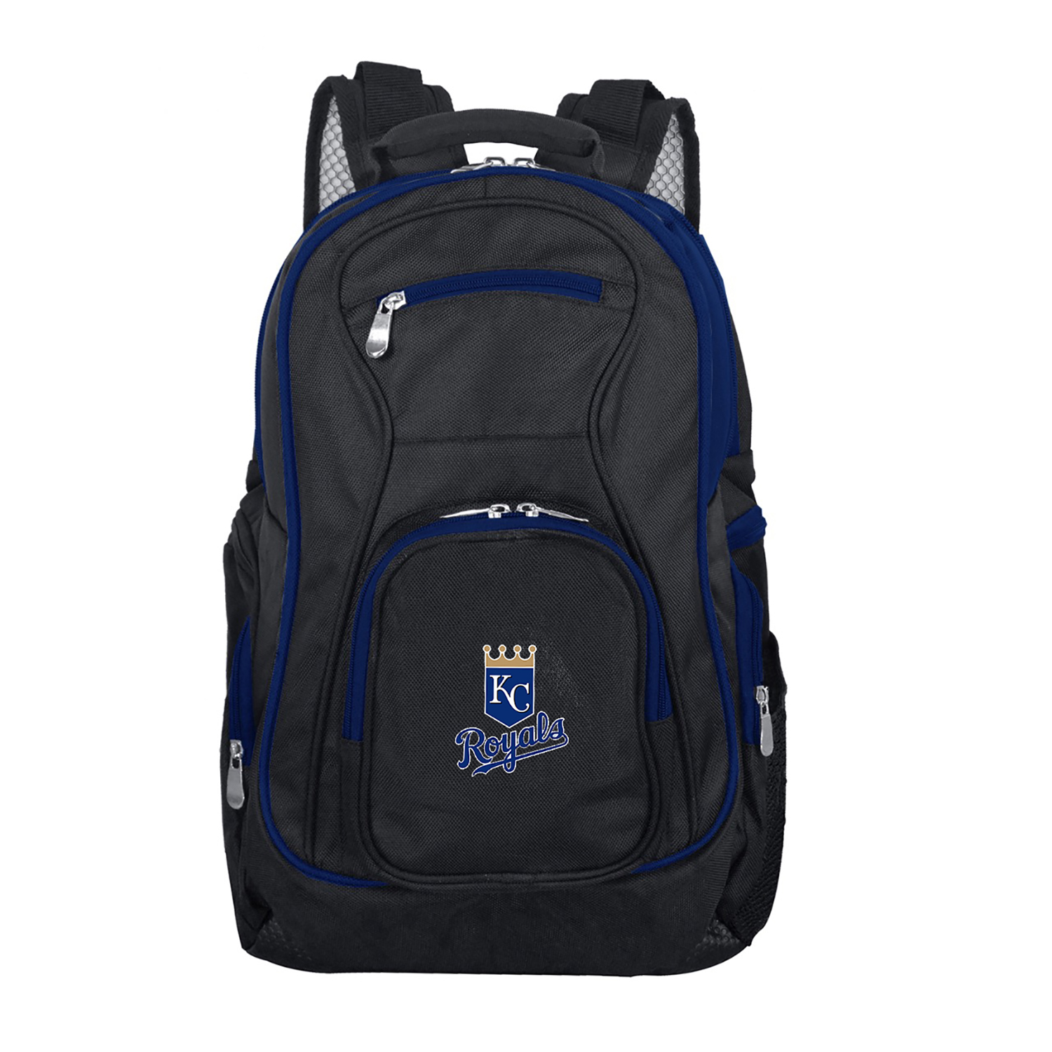 MLB Kansas City Royals Premium Laptop Backpack with Colored Trim