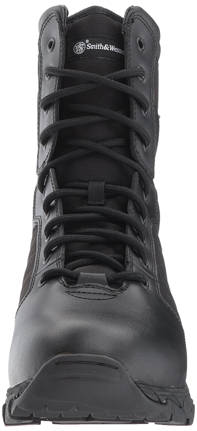 Smith & Wesson® Footwear Breach 2.0 Men's Tactical Boots - Black, 5 Regular