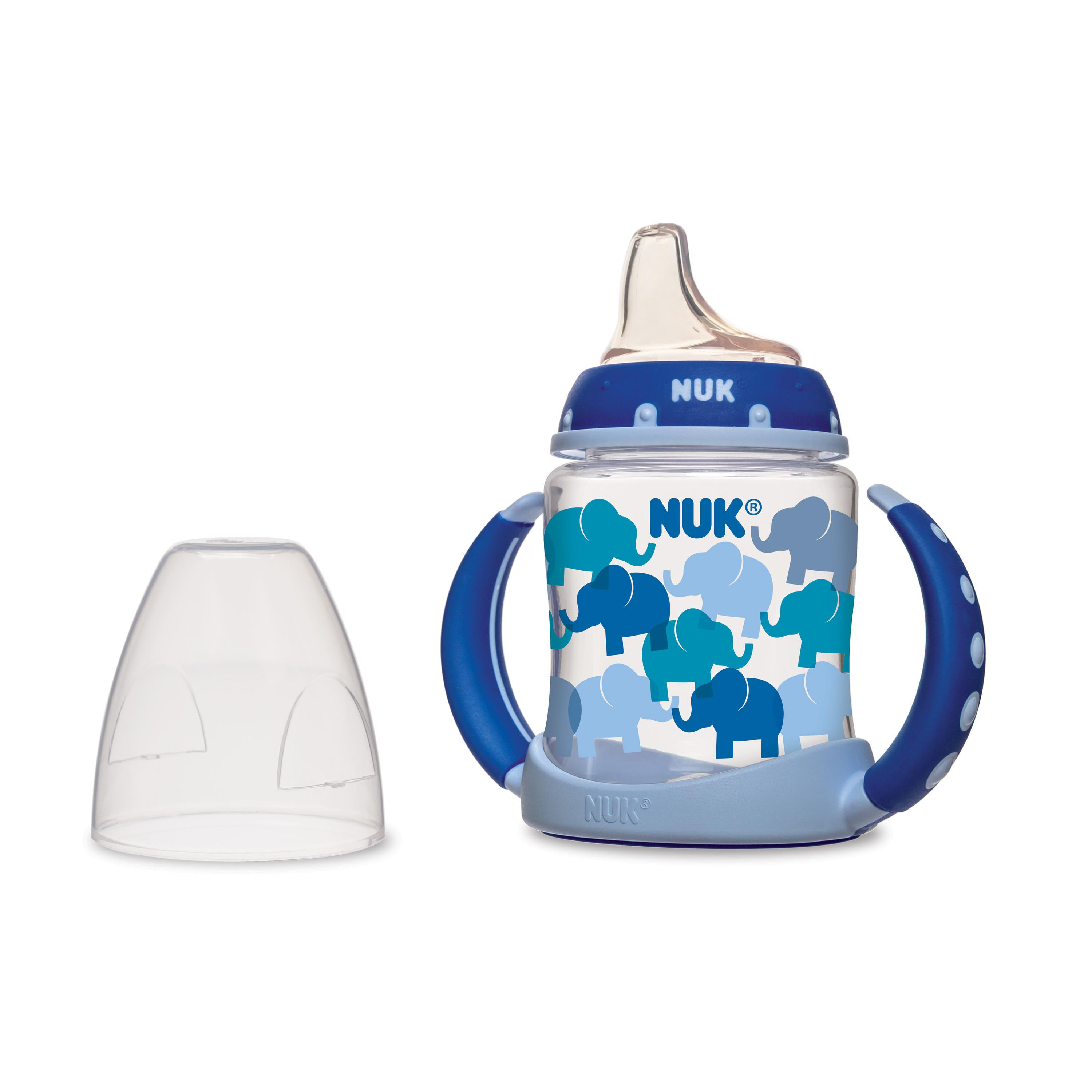 NUK Elephants Learner Cup 6+m - 1 CT