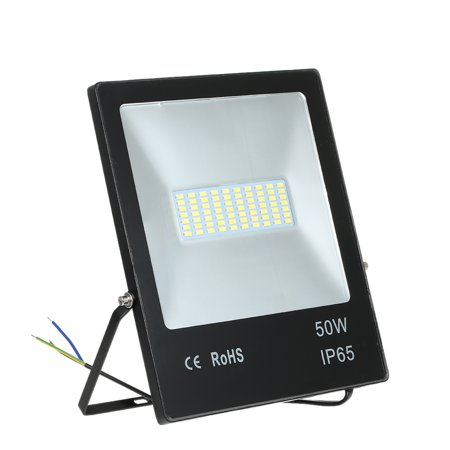 AC100-264V 50W 70LED Flood Light Spot Lamp SMD5730 White Extra Thin IP65 Water Resistance for Night Construction Parking Lot Indoor and Outdoor Decoration Football Field Stadium - Football Field Decorations