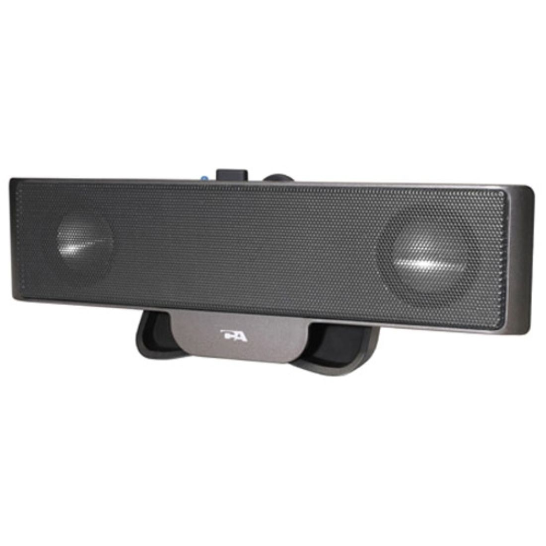 Cyber Acoustics Portable USB Laptop Speaker - Made for Notebook Travel -  Walmart.com - Walmart.com