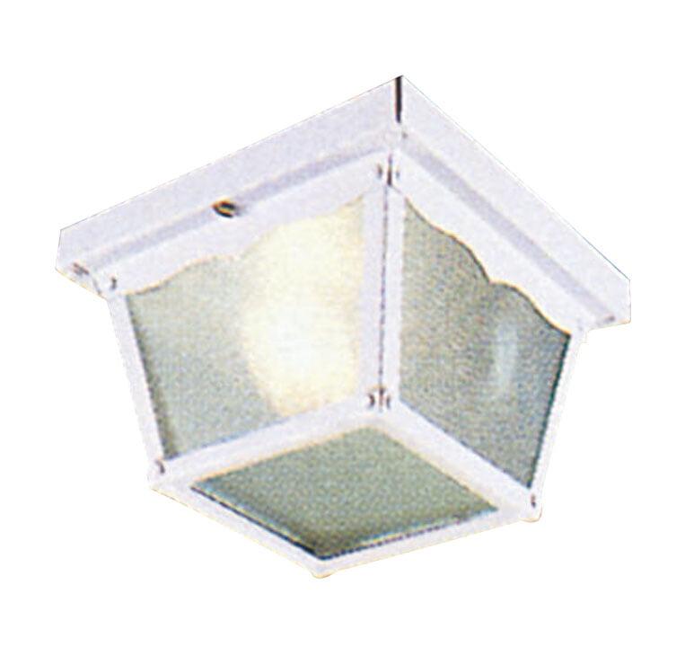 Livex Lighting 7501-03 Outdoor Ceiling Mount Bath Light