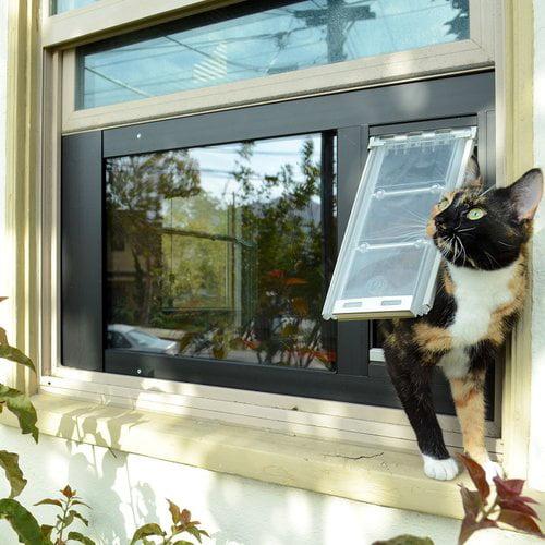 Endura Flap Pet Doors Endura Flap Thermo Sash 3e Pet Door