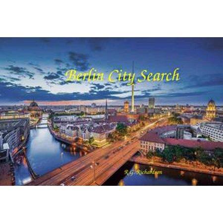 Berlin City Search - eBook