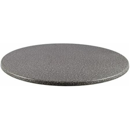Source Contract SC-2601-422-GRA 28 in. Duratop Round Table Top, Granite 28 Inch Square Granite Top