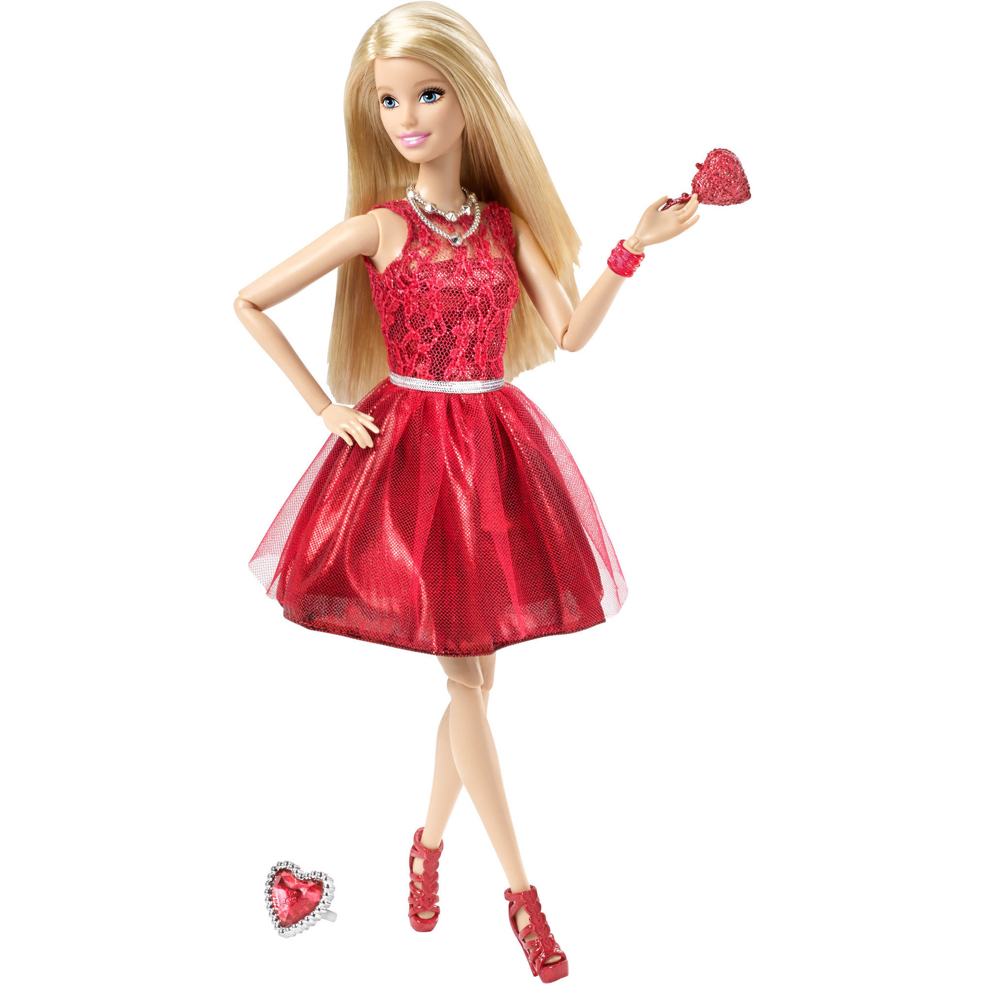 Barbie Birthstone Collectible Doll, January
