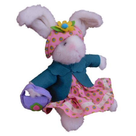 Easter Bunny Parade (Bunnies Parade Bunny Rabbit Stuffed Animal Green)