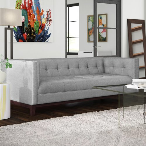Ivy Bronx Tennille Chesterfield Sofa