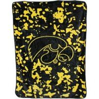 Iowa Hawkeyes Throw Blanket / Bedspread