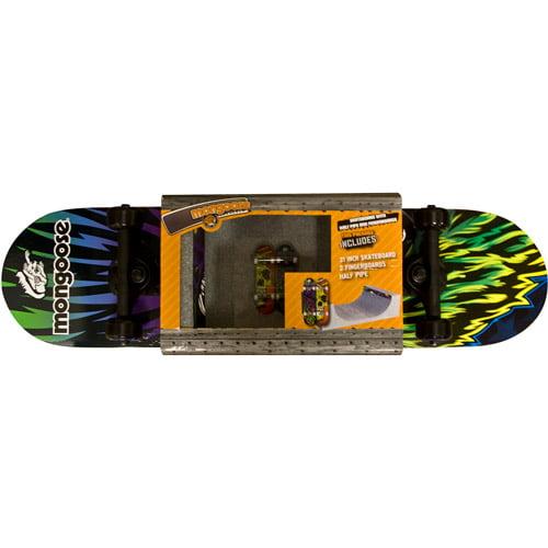 """Mongoose Bruiser 31"""" Skateboard"""