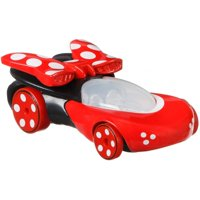 Hot Wheels Collector Disney Minnie Mouse Character Car