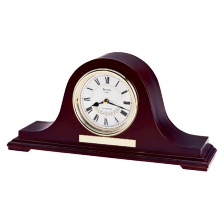 Bulova Annette II Mantel Clock (Best Mantel Clock Brand)