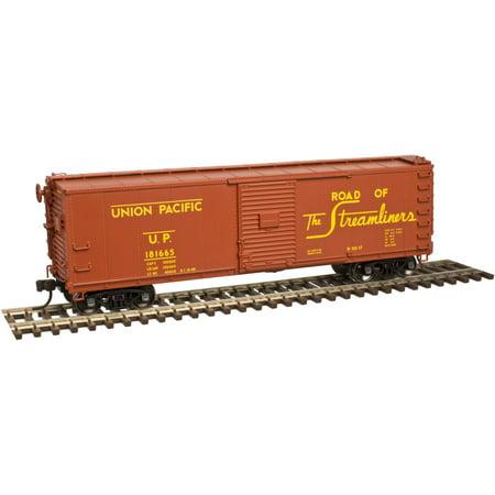 Door Boxcar Union - Atlas HO Scale USRA Steel Rebuilt Boxcar Union Pacific/UP #181665 (Streamliners)