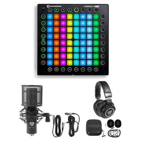 Novation Launchpad Pro Ableton Live USB RGB 64-Pad DJ (Best Drum Pad For Ableton)