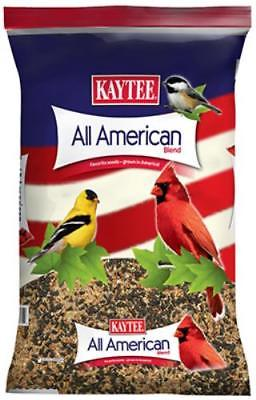 18 LB All American Wild Bird Food Quality Blend To Attract Songbirds Only One by