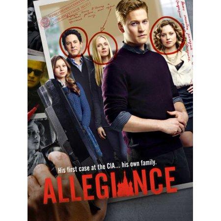 Allegiance Poster 24In X36in