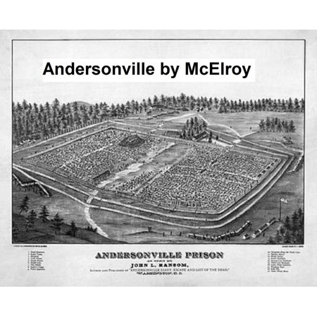 Andersonville: a Story of Rebel Military Prisons - eBook - Halloween Andersonville