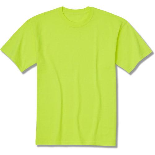 Gildan Men's Solid Short Sleeve Crew T-shirt