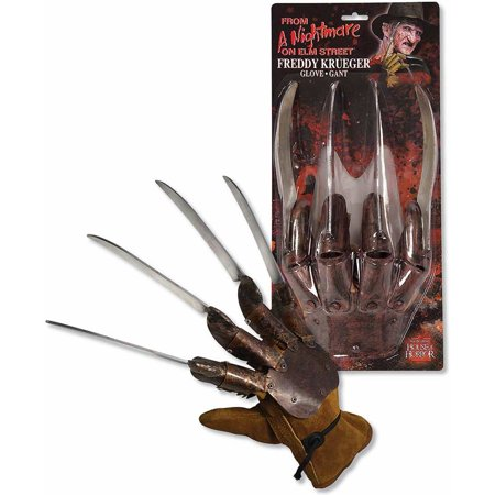 Freddy Glove Deluxe - Adult