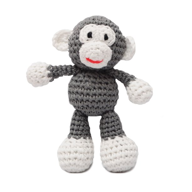 Sock Monkey Amigurumi - Free Pattern | Craft Passion | 612x612