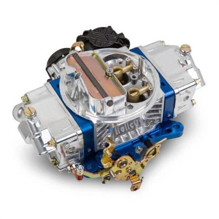 Holley Street Carburetor - Holley 0-86570BL 570 CFM Ultra Street Avenger Carburetor