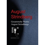 Gesammelte Werke August Strindbergs - eBook