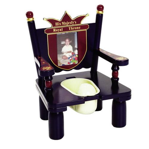 """Wildkin His Majesty's Throne """"Prince"""" Potty Chair by Wildkin"""