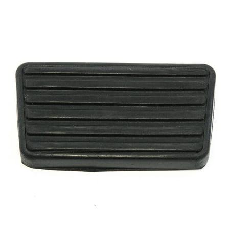 Red Hound Auto Automatic Transmission Brake Pedal Pad Compatible with Chevy GMC Oldsmobile (Blazer 1983-2005 and Trailblazer 2002-2009, 1983-2001 Jimmy, 1991-2004 Bravada) and (Chevy Blazer Hood)