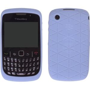 OEM BlackBerry Curve 8520, 8530, 9300, 9330 Curve 3G, Embossed Skin Case - Kandor