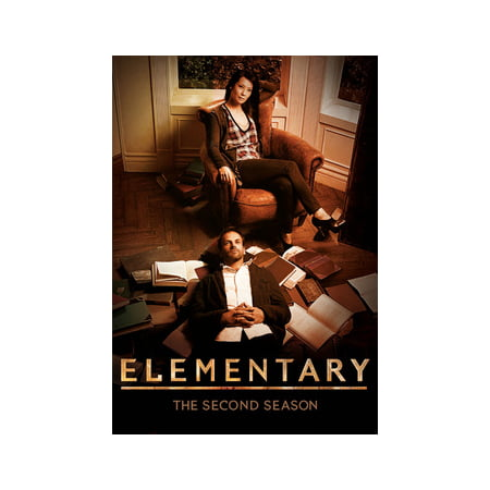 Elementary: The Second Season (DVD) - Halloween Pll Season 2