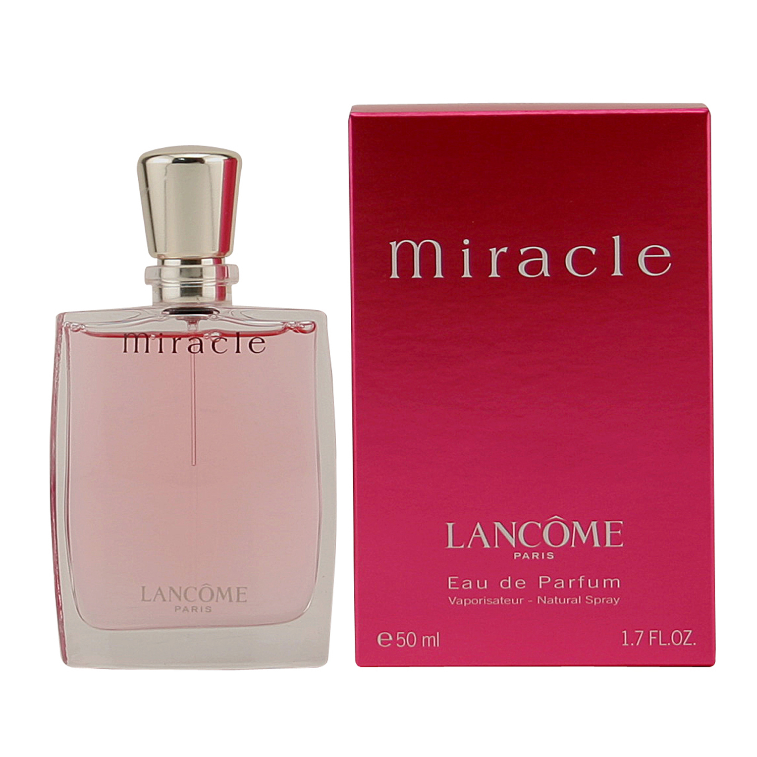 MIRACLE LADIES by LANCOME- EDP SPRAY 1.7 OZ
