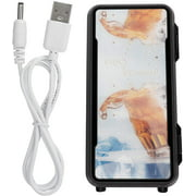 Mini Fridge, 25.3oz USB Portable Thermoelectric Cooler and Warmer for Makeup S