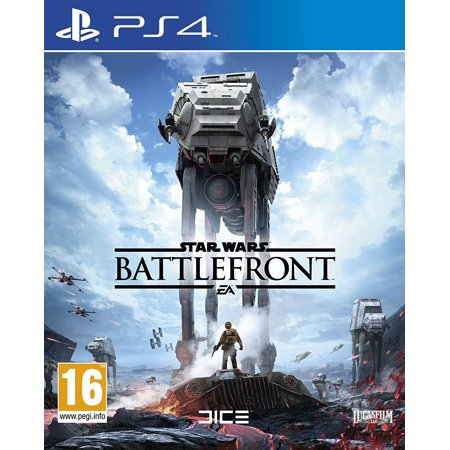 Star Wars Battlefront (PS4 Playstation 4) Immerse yourself in your Star Wars battle