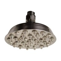 Whitehaus WHSM01-6 1-Spray Shower Head - Polished Chrome