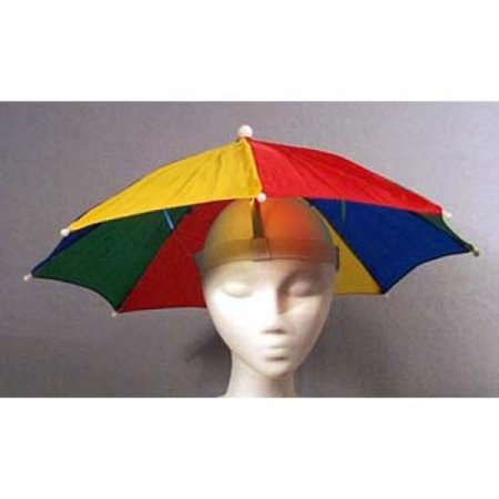 60ebacf81eaf1 Kipp Brothers Inc. - Umbrella Hats - Walmart.com