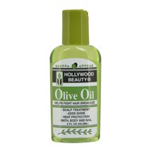 Facial Treatments: Hollywood Beauty Olive Oil