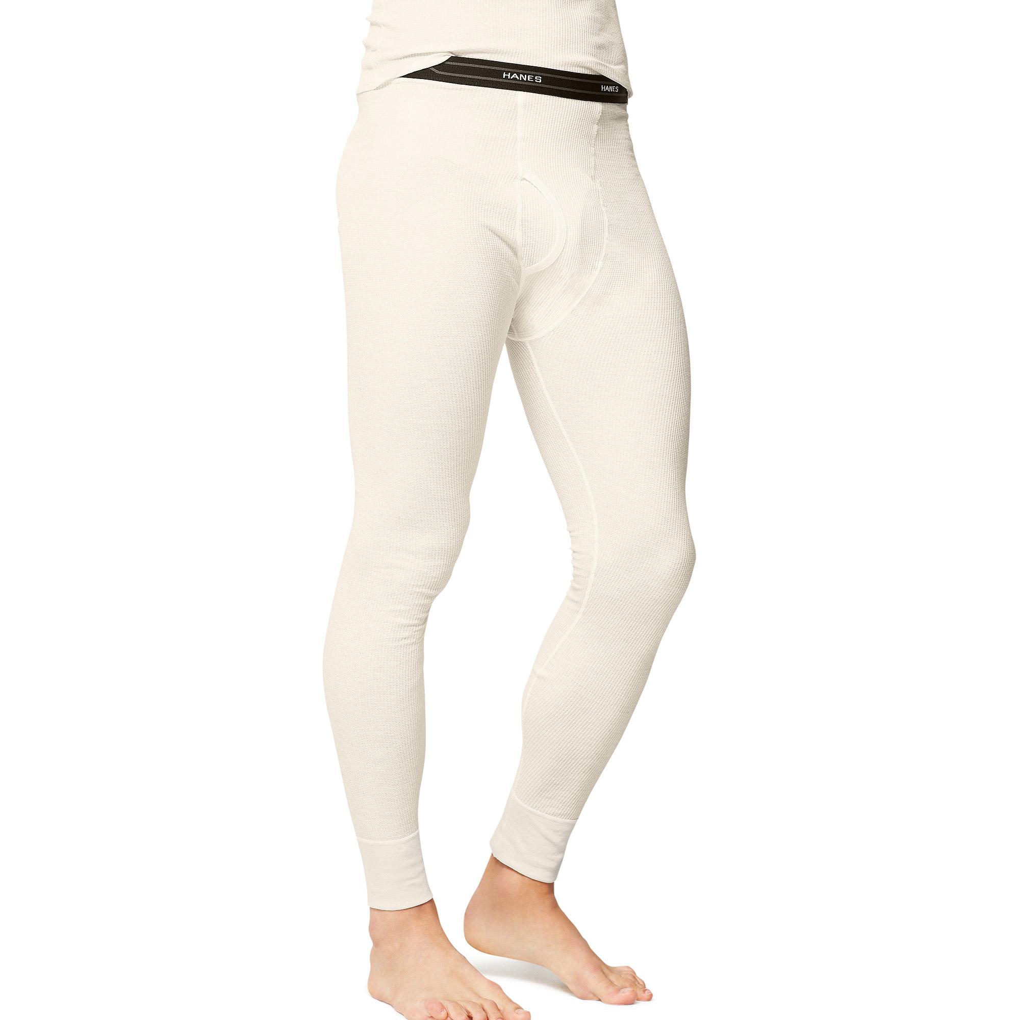 Hanes Big Men's Beefy Thermal Underwear Pant