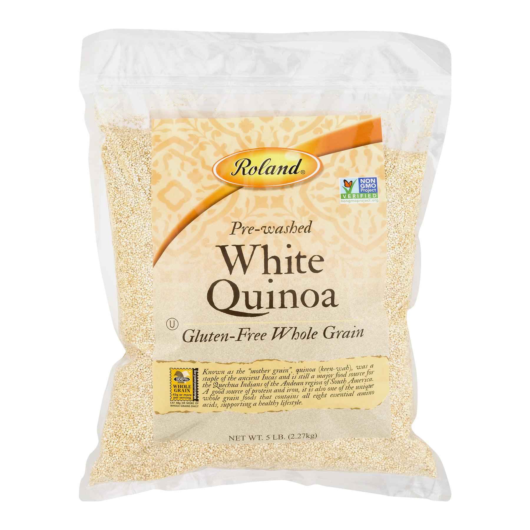 Roland White Quinoa, 5 lbs