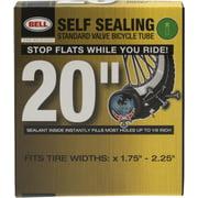 """Bell Sports 20"""" Self-Sealing Bike Inner Tube"""