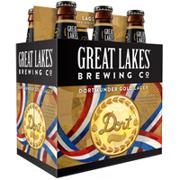 Great Lakes Dort Gold Lager, 6 pack, 12 fl oz