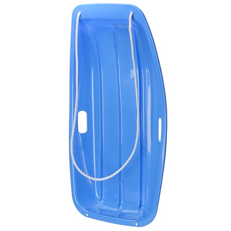 """PHAT Kids Snow Sled Toboggan 34"""" With Rope Outdoor Sport, Blue - image 5 of 5"""
