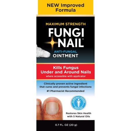 Kramer Fungi Nail Maximum Strength Anti-Fungal Ointment, 0.7 Ounces