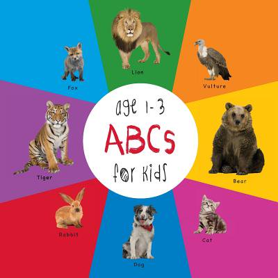 ABC Animals for Kids Age 1-3 (Engage Early Readers : Children's Learning Books) with Free eBook (13 Abc Halloween Times)