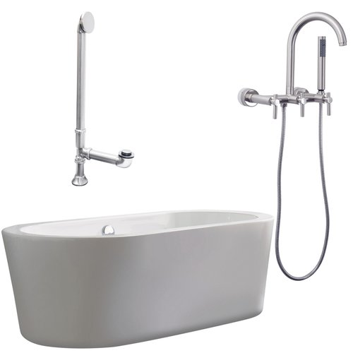 Giagni Ventura Soaking Bathtub