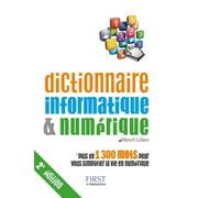 Dictionnaire informatique & numérique, 2e édition - eBook