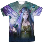 Anne Stokes - Mystic Aura - Short Sleeve Shirt - Large