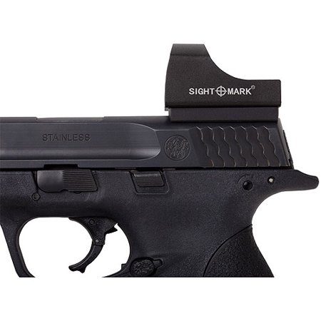 Sightmark Mini Shot Pistol Mount Smith & Wesson (Best Scope For Smith And Wesson 460)
